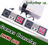 5X Coolbaby HD HDMI Out Retro Classic Game TV Video Console portatile Sistema di intrattenimento Giochi classici per NES Mini Game F-JY