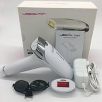 2 в 1 постоянного удаления волос IPL удаления волос электрический эпилятор Depilador лазерные устройства для удаления волос на лице для мужчин бикини