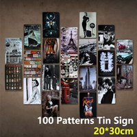 100 Patterns Sexy Girls Wall Decor Vintage Old School Metal ...