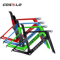 2018 new monocoques disc Road carbon bicycle frame, stem, fork...