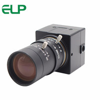 ELP USB camera 5- 50mm varifocal zoom lens 1280*720 USB2. 0 OV...