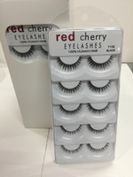 RED CHERRY Faux Cils Maquillage naturel longs cils yeux Extension professionnelle Faux cils Winged Les faux cils Wispies Y124 Y105 Y131 Y11