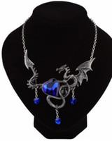 diamante nobre mosca pingente de dragão 925 colar de prata da senhora fdf dstrewr