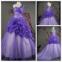 Ball Gown Wedding Dresses Actual Images Dresses One Shoulder...
