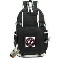 Stasi mochila BFC Dynamo dia pacote de futebol da escola clube de futebol mochila Qualidade Mochileiro Esporte mochila Fora mochila porta