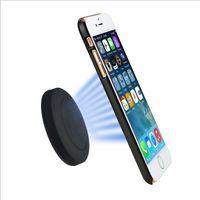 마그네틱 흡착 붙여 넣기 다기능 자동차 전화 홀더 범용 전화 유니버설 자석 홀더 공장 사용자 정의