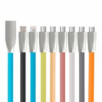 TPE mcro USB Type C Cable For Xiaomi Mi5 Zinc Alloy Type- C F...