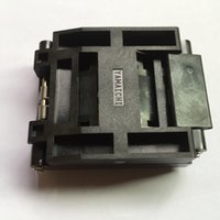 Yamaichi IC Test Gniazdo IC51-1444-1354-7 QFP144PIN 0.5mm Pitch TQFP144Pin Nagraj w gnieździe