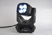LED Bühnenbeleuchtung 4 * 25W LED super Strahl Moving Head Licht für Bühnenkonzert