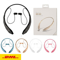 20PCS Lot Free DHL HBS 902 classic stereo music bluetooth ea...