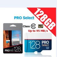 2020 핫 U3 무료 SD 어댑터 블리스 터 패키지 클래스 10 가장 빠른 속도로 선택 64기가바이트 32기가바이트 128기가바이트 2백56기가바이트 100Mbps의 메모리 카드 PRO