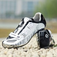 SIDEBIKE Bicycle bike Cycling Shoes Self- Locking Carbon shoe...