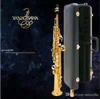 Nuovo Giappone YANAGISAWA S901 B Sassofono Soprano strumenti musicali di Alta Qualità YANAGISAWA Soprano spedizione gratuita professionale