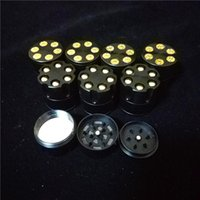 Whoesale new 30mm Shooters Bullet Grinders Herb Tobacco Smok...