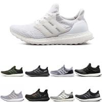 online retailer 1e141 10c1f Ultra boost Zapatillas de deporte al por mayor zapatilla de deporte ultra  zapato 3.0 4.0 Triple