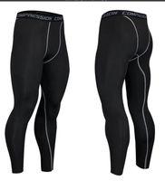 Pantalon de compression Sport Collants de course Basketball Gym Pantalon Bodybuilding Joggeurs Skinny Leggings Pantalons Pantalons de plein air en plein air