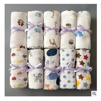 Newborn Blankets 74 Styles Cotton Baby Swaddles Soft Bath Ga...