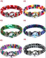 Moda Borboleta noosa pulseira DIY jóias botões de pressão bangle nosa pedaços pulseiras para as mulheres Charme Jóias presente
