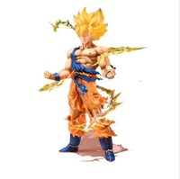 Original Box Anime Dragon Ball Z Action Figures Super Saiyan...