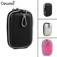 Cewaal Portable Colorful Digital Camera Waist Bag Zipper Cas...