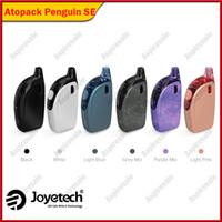 Originale Joyetech ATOPACK PINGUINO SE Starter Kit 2000mAh SE batteria incorporata 8.8ml serbatoio ATOPACK bobine JVIC1 0.6ohm 0.25ohm