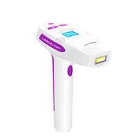 레이저 제모 시스템 제모기 독점 LED 홈 펄스 LightTM 기술 빠른 고통없는 영구 제모 그레인 핑크