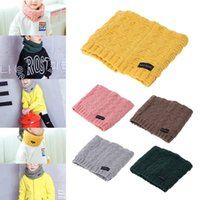 Fashion Woolen Children Girl Boy Scarf Wrap Cute Warm Winter...