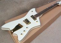 Classical White Electric Guitar with Rosewood Fingerboard, 2 ...