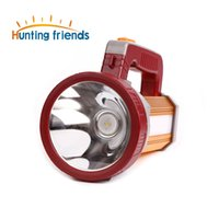 Hunting Friends Super Bright Portable Spotlight USB Port Fla...