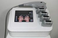 Alta Intensidad uso en el hogar inteligente de elevación arrugas eliminación piel de apriete Mini máquina HIFU CE / envío de DHL