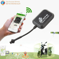 ocation tracking device Mini Car GSM   GPRS GPS Tracker Anti...