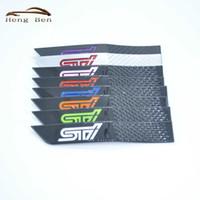 HB STI für Subaru-Abzeichen ABS-Fender-Scbf-Türkratzer-Stoßstreifen 3D-Aufkleber-Fender