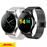 DHL Wholesale K88H Smart Watch Track Wristwatch Bluetooth He...