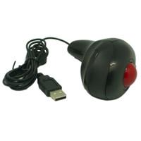 جديد إصبع سلكي محمول USB كرة التتبع الذكية ماوس فأرة الفئران جديد للكمبيوتر اللوحي الكمبيوتر المحمول سطح المكتب الضوئي فوز 7 OS