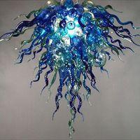 Лампы итальянские люстры для продажи гостиная искусство декор оформление энергии энергосберегающее источник света Современное стекло висячие люстры