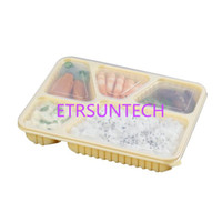 Food Grade PP Material Food Container High Quality Disposabl...