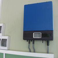 3KW / 3000W Single Input Single MPPT 220 V Solar Grid Connected Power Inverter, 5 jaar garantie, IP65