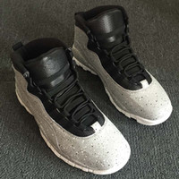 Cement 10 Westbrook 10s I' m back White Black Cool Grey ...
