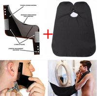 New comb beard trimmer shaping tool sex man gentleman mustac...