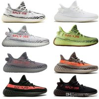 Semi Frozen Yellow B37572 Gum Sole 350 Boost v2 Beluga 2. 0 B...