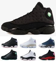 With Box 13s Bred Chicago Flints Men Women Basketball Shoes ...