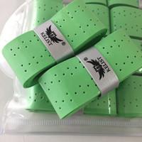 Qualidade New Racket Aderência Anti Slip Perfurado Super Absorvente Ténis Overgrip Badminton Overgrip Pickleball Overgrip, 12 Unidades / pacote