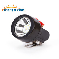 12pcs lot Hunting Friends Rechargeable Cap Mining Lamp Water...
