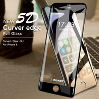 5D Curved Edge Protect Glass для iPhone X 8 7 Plus Screen Protector для Apple iPhone 6 Закаленное стекло Full Film