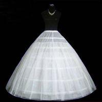 Nouvelle Arrivée Robe de mariée Bridal Jupon Diamètre réglable Femmes Jupestticoats Bustle Crinoline Bon marché Accessoires de haute qualité