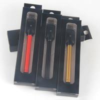 Bud CE3 Vape Touch Battery Automatique 280mah batterie avec USB Chargeur E Cigarette Wax Oil Stylos Pour CE3 Vaporizer Pen livraison gratuite