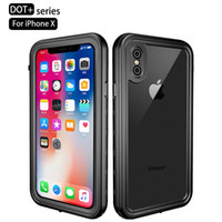 Waterproof Case For iPhone X Swimming Proof Diving Water Sho...