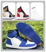 1 OG High Game Royal Basketball Shoes 1s OG Chicago UNC Roya...