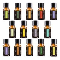 100% Therapeutic Grade Pure Essential Oil Top 14 10ML Massag...