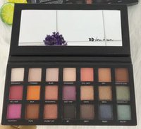 Eye shadow Palette 21 colors Born to Run makeup modern limit...